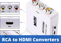 RCA to HDMI Converters