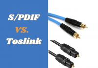 SPDIF vs TOSLINK